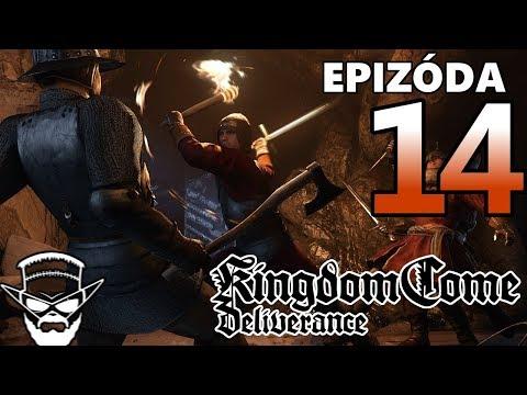 STRATENÝ KOLÁČ - Kingdom Come Deliverance / 1080p 60fps / CZ/SK Lets Play / # 14