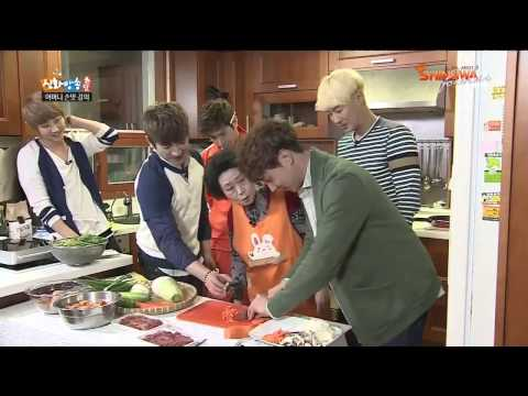 Shinhwa Broadcast Ep 51 (Cut): Cooking King Andy