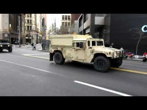 Pittsburgh's Veteran's Day Parade 2017