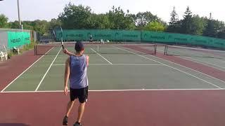 8/3/18 Tennis - Set Highlights