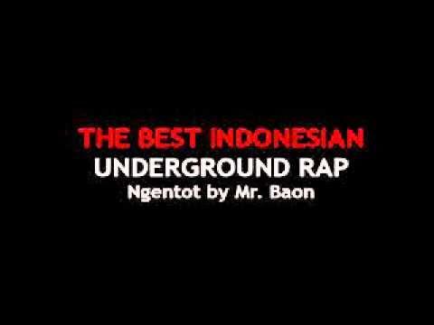 Indonesian Underground Rap : Mr. Baon - Ngentot