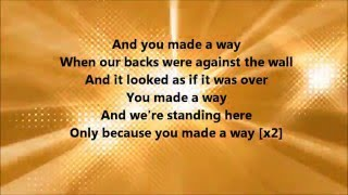 vuclip Travis Greene - Made A Way (Lyrics)