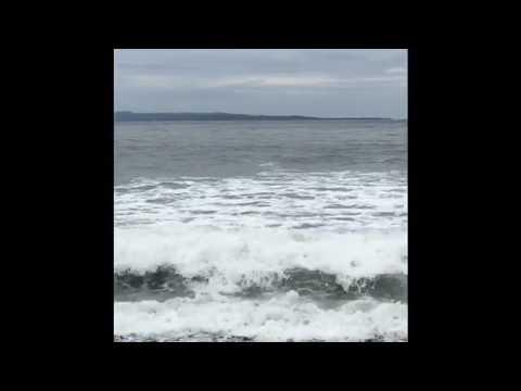 bali shore break session