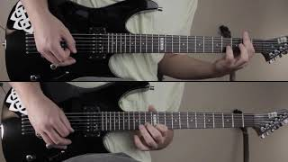 "Breaking Benjamin - ""Down"" (Guitar Cover)"