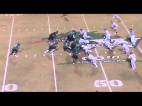 Angel Garcia # 48 Junior Year Highlight Video @ Earl Warren High School San Antonio, Texas