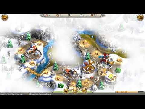 Viking Saga: The Cursed Ring - Kapitel 3, Level 28 - Expert, 3 Sterne |