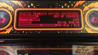 STERN KISS PINBALL : Technician Alert: Check Switch D-7 Action Button FIX
