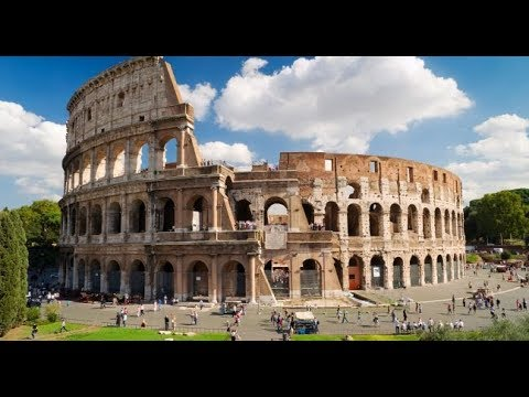 Walking in Rome, Italy Travel Tour 2017