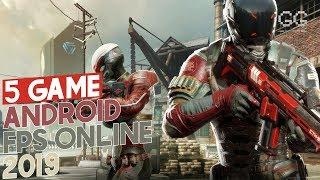 5 GAME FPS ONLINE 2019