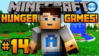 "Minecraft HUNGER GAMES - w/ Ali-A #14! - ""THE DRIBBLER!"""