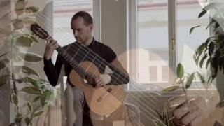 """Florian Palier plays """"Improvisation über ein Gedicht von Rilke"""""""
