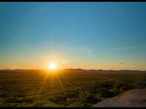 Midnight Sun Timelaspse - Alaska