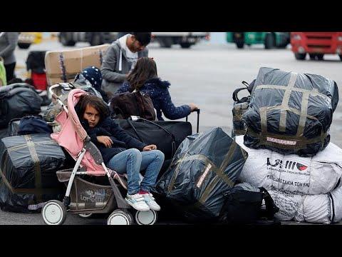 أربع دول أوروبية تدعو إلى تقاسم عبء المهاجرين دون جذب المزيد منهم…  - 07:53-2019 / 10 / 9