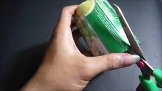 cara membuat lem tembak sederhana #1