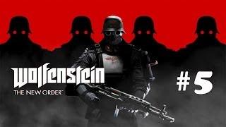 Wolfenstein The New Order Gameplay #5 Part 6: https://www.youtube.c...