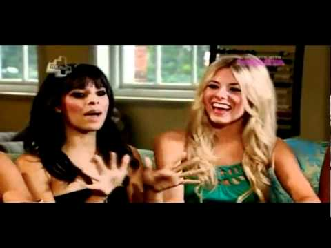 The Saturdays : Interview (The Month With Miquita 2008)