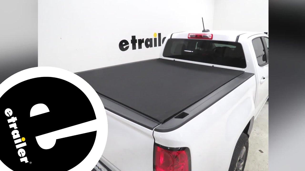 Etrailer Truxedo Sentry Ct Hard Tonneau Cover Review Youtube