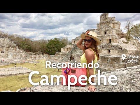 Recorriendo Campeche