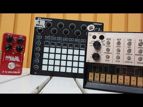 HOW TO BUILD A HARDWARE SYNTHESIZER SETUP