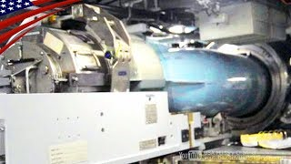 Torpedo Load to Torpedo Tube of US Navy Virginia-Class Nuclear Submarine