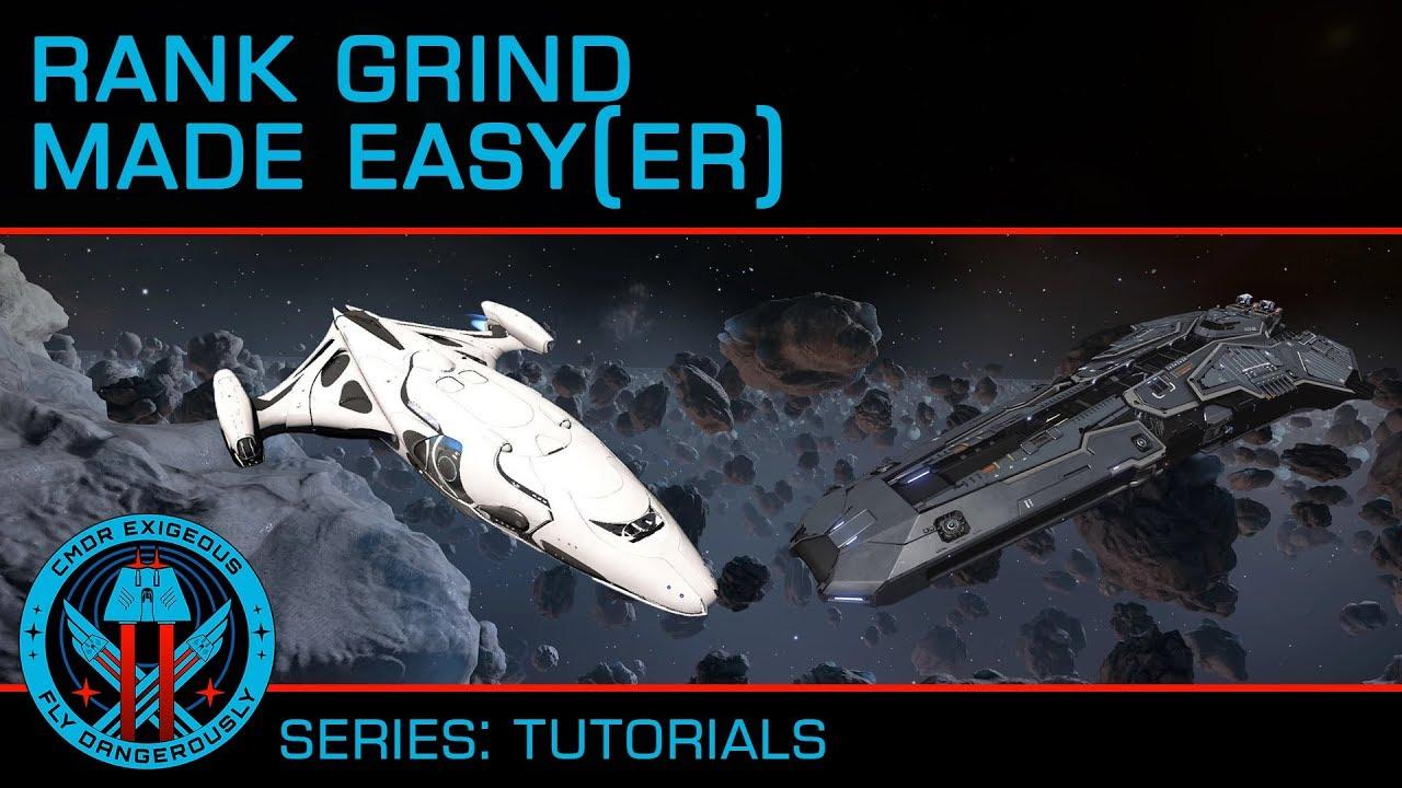 Tutorial: Rank Grind Made Easy(er)