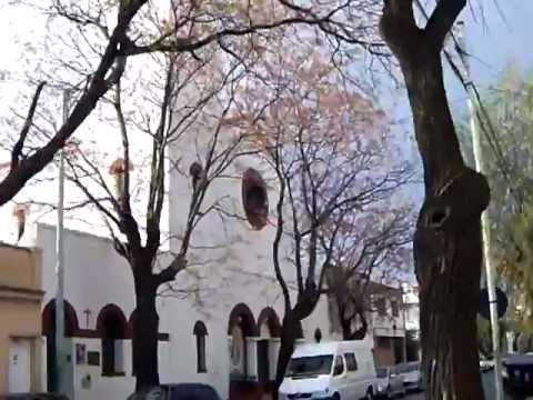 VILLA LURO BUENOS AIRES ARGENTINA - CALLES Y CASAS - PARROQUIA SAN FRANCISCO SOLANO