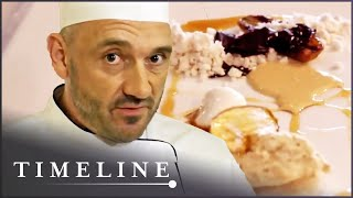 The King's Favourite Dessert | Cooking for the Crown (Royal Family Documentary) | Timeline