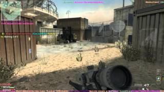 Call Of Duty Modern Warfare 3 PC multiplayer gameplay #Dome FFA