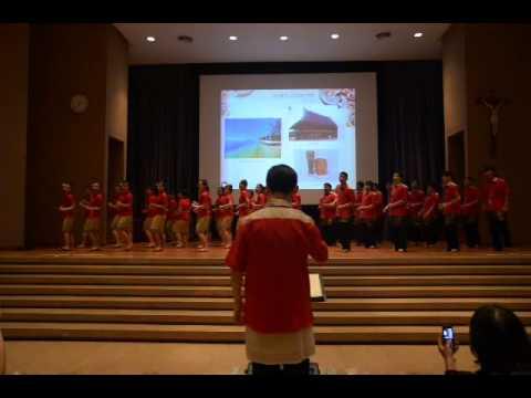 Goro Gorone ( L. Sugiarto ) - performed by Vox Angelorum Choir