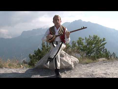 Gjovalin Shani - Kenge per Sadri Luken e Thethit