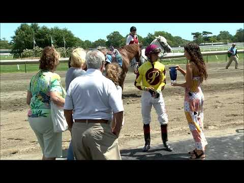 video thumbnail for MONMOUTH PARK 8-11-19 RACE 1