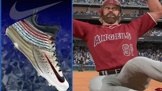diamond cleats 100 speed best shoes in the game   mlb 16 the show road to the show   episode 13
