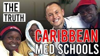 Caribbean Doctor Speaks the Truth on Caribbean Medical Schools