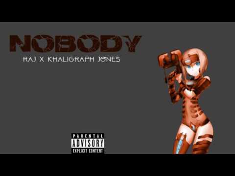 RAJ - NOBODY ft KHALIGRAPH JONES (KENYAN HIPHOP/RAP AUDIO)