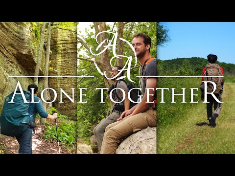 Hiking Alone Together: 3 Parks, 1 Story