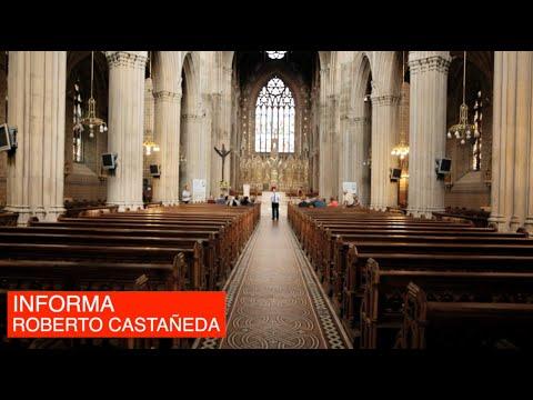 📹 I Piden aforo completo en las iglesias de Cantabria