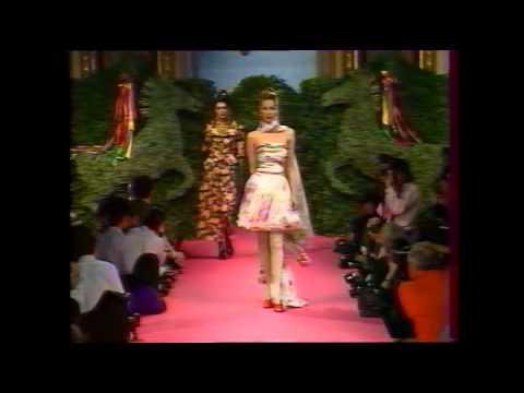 Christian Lacroix Haute Couture Printemps-Été 1992