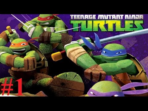 Teenage Mutant Ninja Turtles: La minaccia del Mutageno #1 ITA [FULLHD]