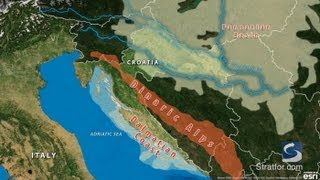 Croatia's Geographic Challenge