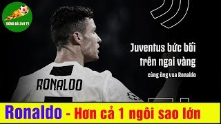 Juventus Bức Bối Trên Ngai Vàng Cùng Ông Vua Ronaldo - Quả Bóng Vàng 2019