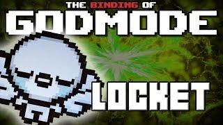 GODMODE - The Binding of Isaac Afterbirth Mod [Locket]