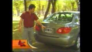 TEST TOYOTA COROLLA SE G AT 2002 2008 AUTO AL DÍA