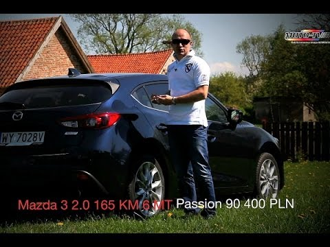 mazda 3 2 0 165 km passion test moto youtube. Black Bedroom Furniture Sets. Home Design Ideas