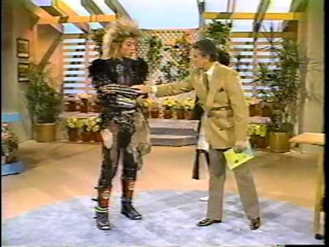 Tommy Gunn on Regis Philbin