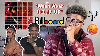 DDG 'Sorry 4 The Hold Up' EP Reaction ft  Queen Naija Hold Up, Lil Baby, Too Much To Lose