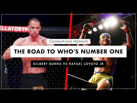 The Road to WNO: Gilbert Burns vs Rafael Lovato Jr