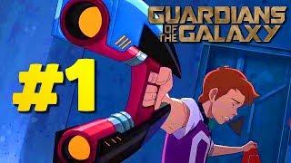 Guardians of the Galaxy – Star-Lord Origins/Стражи галактики: история Звездного Лорда #1