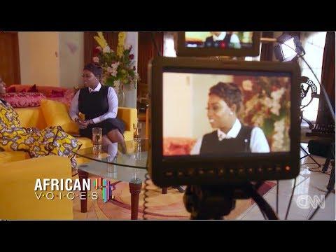PEACE HYDE ON CNN AFRICAN VOICES
