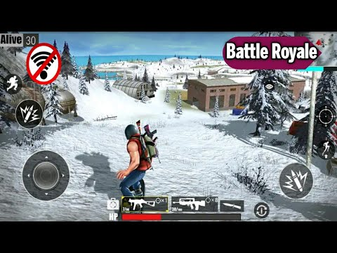 Top 10 Offline Battle Royale Games For Android 2020 HD