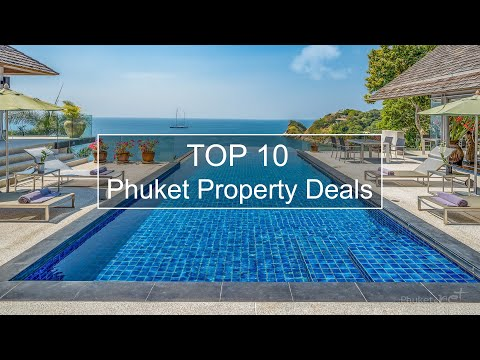 Top 10 Properties Deals in Phuket - December 2020 - Phuket.Net Real Estate